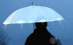 会发光的创意雨伞设计