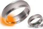 发热提醒的创意戒指设计