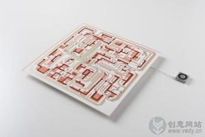 陶瓷基板制作的DIY创意音箱