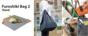 便携的折叠创意环保袋