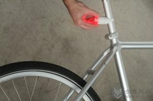便携模块化安装的自行车灯创意
