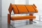 多功能创意的折叠沙发上下铺床