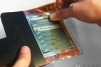 塑料卡片式的超轻薄创意手机设计