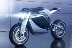 奥迪的概念摩托车设计