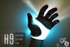 H9便携式的创意照明手套