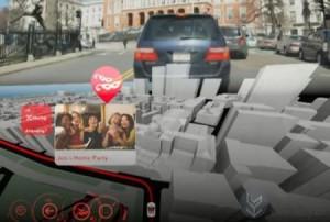 创意智能3D的道路导航系统