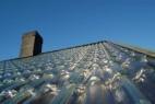 节能环保高效的玻璃瓦热水系统