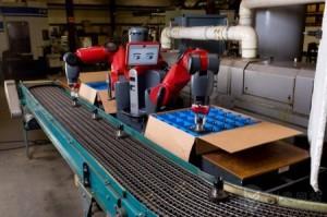 操作数控机床的智能机器人