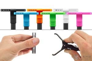 懒人用品的创意手机支架