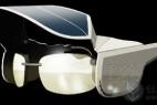 可以充电的多功能创意太阳眼镜
