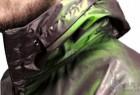 热感应变色夹克的创意衣服设计