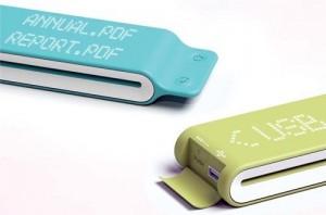 便携式的打印机创意设计