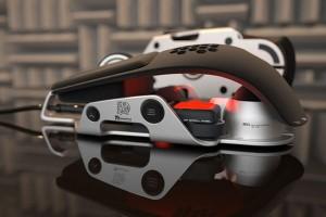 镂空造型的创意鼠标设计
