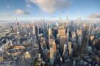 世界地标建筑的超级混合创意