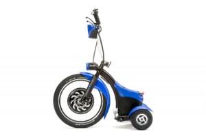 三轮电动代步车环保创意设计