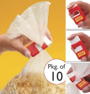 家用简易塑料袋密封器创意设计
