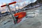 模拟鸭子的水上创意单车