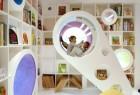 儿童图书乐园主题的亲子书店创意设计