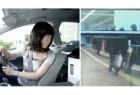 """""""透明""""后座的倒车影像"""