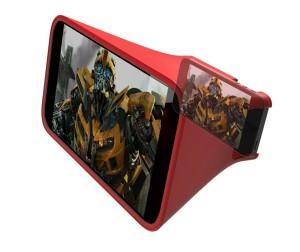 iPhone手机创意的屏幕放大器
