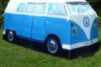 大众汽车造型的露营帐篷