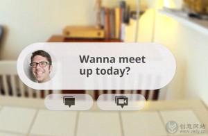 Project Glass 谷歌智能眼镜