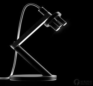 LED灯泡创意台灯设计