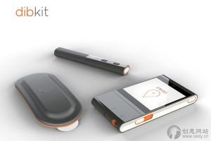 糖尿病人的创意检测仪器
