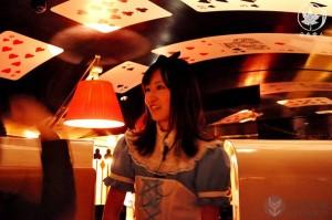 爱丽丝梦游仙境主题餐厅