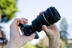 iPhone创意手机配件单反镜头带转接环
