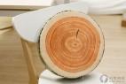 树墩样式的仿真创意靠垫