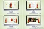 百事可乐的RAW品牌视觉设计广告创意