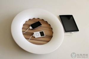Apple系列苹果产品移动电源充电站