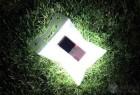 太阳能充气发光的节能环保灯具