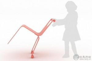 可以推行的创意椅子玩具