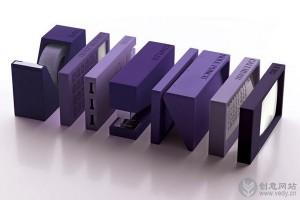创意办公用品的系列设计套装
