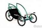 蚱蜢仿生设计的创意三轮车
