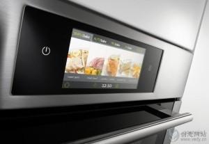 创意家电设计触控式烹饪烤箱