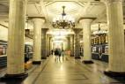欧洲风格的创意地铁站室内设计