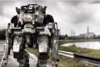 超逼真的概念机器人效果图创意设计作品