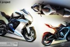 BMW超酷的概念摩托车设计