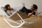 情侣摇椅 过有情调的生活