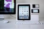 苹果产品展示台