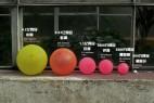 气球大小示意各国网民