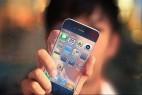 iPhone5 概念手机 透明水晶