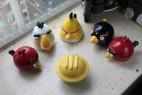愤怒的小鸟陶瓷水杯