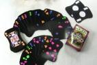 肥皂形夜光扑克牌