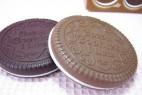 巧克力夹心饼干化妆镜