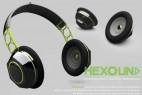 Hexound 耳机与扬声器
