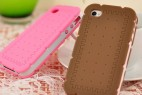 夹心饼干样式的手机壳